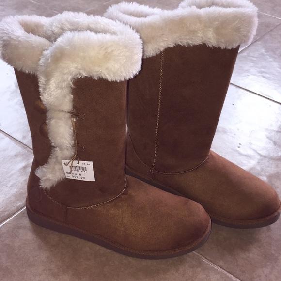 Airwalk Shoes | Nwt Airwalk Fur Boots